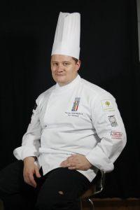 Chef Nicolas Chevrieux